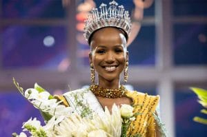 miss south africa 2020 winner