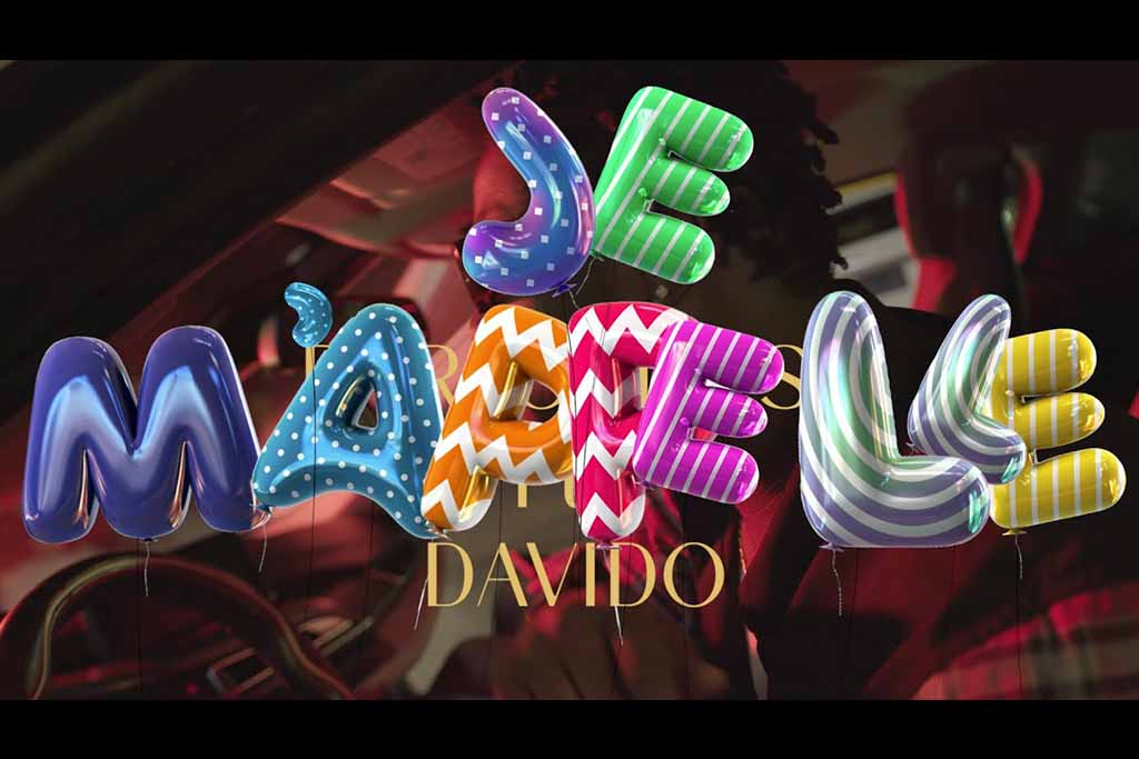 Darkovibes – Je M'appelle [feat. DaVido] (Official Music Video)